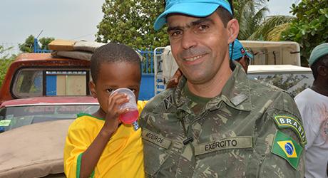 Trabalho Missionário no Haiti